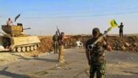 Irak Hizbullah'dan ABD askerlerine uyarı!