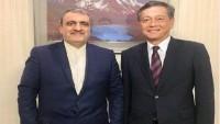 Japonya: Ortadoğu barışında İran'ın özel rolü vardır
