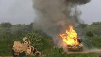 Yemen Ordusu Suudi Rejimine Operasyon Düzenledi
