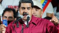 Venezüella'daki seçimleri Maduro kazandı