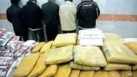 Tahran'da büyük bir uyuşturucu şebekesi çökertildi