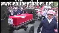 Video: Şehid cenazesinde bakan Nabi Avcı yuhalandı
