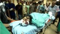 İsrail Uçakları Gazze'de Kassam'a Ait Eğitim Noktasını Vurdu: 2 Polis Yaralandı