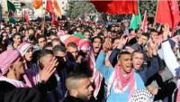 Filistin'in Beytlahim Şehri Şehidini Son Yolculuğuna Uğurladı