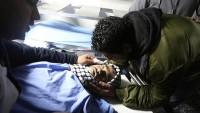 Kalbinden vurulan Filistinli çocuk şehid oldu