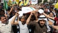 Ürdün Nehri Batı Yakasında Bir Filistinli Daha Şehid Oldu