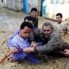 İran'da şiddetli yağışların yol açtığı selde 3 kişi hayatını kaybetti.