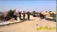 VİDEO- Iraklı Direniş Gruplarından Seraya Selam Birlikleri IŞİD Teröristlerinin Mevzilerini Füze Yağmuruna Tutarken…