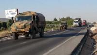 Türkiye Rejimi, Suriye Sınırına Cephane Yığmaya Devam Ediyor