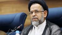 İran İstihbarat Bakanı: 120 terör çetesi çökertildi