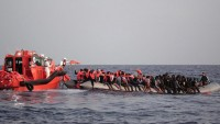 Libya açıklarında 3 bin 300 sığınmacı kurtarıldı
