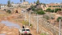 Mısır'ın Sina Yarımadası'nda çatışma
