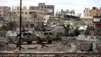 Sina Yarımadası'nda 3 bin 200 aile evinden tahliye edildi