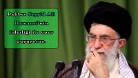 İran İslam İnkılabının Ehli Sünnet Alimlerinden Açıklama