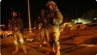 El-Halil ve Beytlahim'de Siyonist Askeri Noktalara Ateş Açıldı