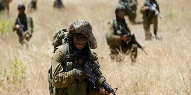 Siyonist Rejim Ordusu Lübnan ve Suriye Sınırında Teyakkuza Geçti