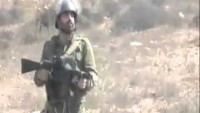 Video: Siyonist İsrail'in Vurduğu Küçük Çocuk Şehit Oldu