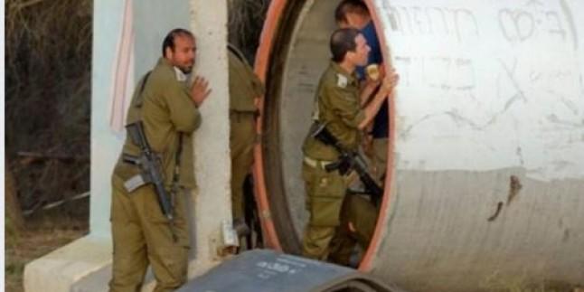 Gazze Direnişi Siyonist İsrail'in Eşkul Kasabasını 4 Adet Havan Ve 3 Adet Grad Füzesiyle Vurdu
