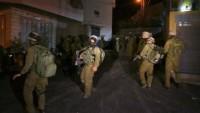 Siyonist İsrail Rejimi Filistin Şehirlerine Operasyon Düzenledi