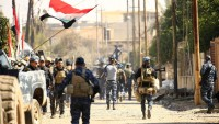 Musul'da Valilik Binası IŞİD'den Kurtarıldı