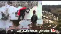 Video: Suriye Ordusu Lazkiye Kırsalı Selma Beldesini de Teröristlerden Temizledi