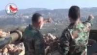Video: Suriye Ordusunun 2015 Yılında Lazkiye'de Düzenlediği Operasyonlardan Kareler