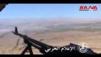 Video: SURİYE ORDUSU KUNEYTRA'DA TERÖRİSTLERE GÖZ AÇTIRMIYOR