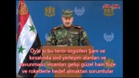 Video: Suriye Ordu Sözcüsü Zehran Alluş'un Öldürüldüğü Operasyonla İlgili Bilgi Verdi (TR altyazılı)