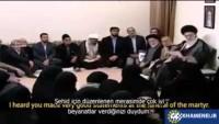 Video: Rehberin Fedakar Şehid Eşiyle Görüşmesi…