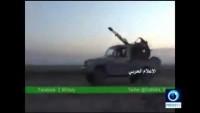 Video: Direniş güçleri, Halep'te bakınız teröristleri nasıl hedef alıyor