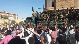 Sudan'da Gösteriler Giderek Büyüyor