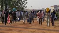 Güney Sudan'da halk yiyecek bulmakta zorlanıyor