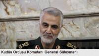 General Kasım Süleymani, İran'ı Ziyaret Eden Hamas Heyetini Kabul Etti
