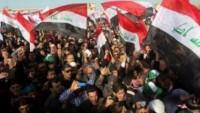 Irak'ın Süleymaniye kentinde Türkiye aleyhinde protesto gösterisi düzenlendi