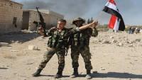 Şam'ın Güneyindeki Muaddamiye Beldesi İşgalden Kurtarıldı