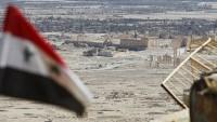 Suriye ordusu, Palmira çevresindeki T4 askeri hava üssü yakınlarındaki tepeyi ele geçirdi