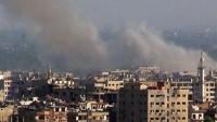 Teröristlerin Suriye'de sivilleri hedef aldı