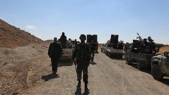 Suriye Ordusu Kefernebude Beldesinde Onlarca Yabancı Askeri Subayı Sağ Olarak Ele Geçirdi