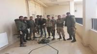 Kuneytra'da teröristlere İsrail desteği işe yaramadı