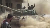 Tedmur'da Çok Sayıda Terörist Öldürüldü