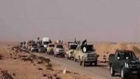 Suriye ordusu ülkenin doğusunda ilerlemeye devam ediyor