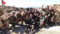 Türkmen Dağı bölgesinin tamamı Suriye ordusunun eline geçti