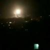 Suriye hava savunma sistemi 13 füzeyi düşürdü