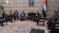 Suriye'nin onarım sürecinde İran'a kolaylıklar sağlanacak