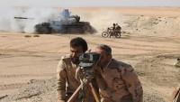 Suriye Ordusu Homs Kırsalında İlerliyor