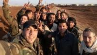 Suriye Ordusu Hama Kırsalındaki 11 Köy ve Beldeyi Teröristlerin İşgalinden Kurtardı