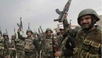 Suriye Ordusu Ve Hizbullah Halep'in Stratejik Bölgesinde Toplanıyor