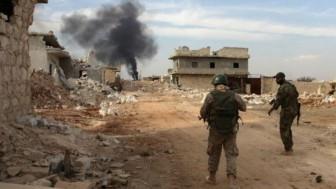 Suriye birlikleri, bazı köylerde daha kontrol sağladı