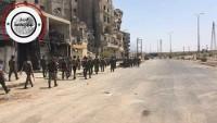 Halep'in Güneyin'de Şiddetli Çatışmalar Devam Ediyor