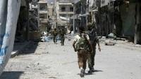 Suriye birlikleri, bazı bölgeleri teröristlerden temizledi
